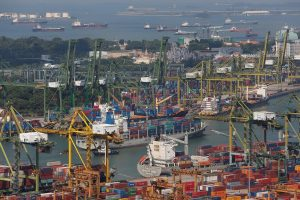 Singapore Maritime Industry