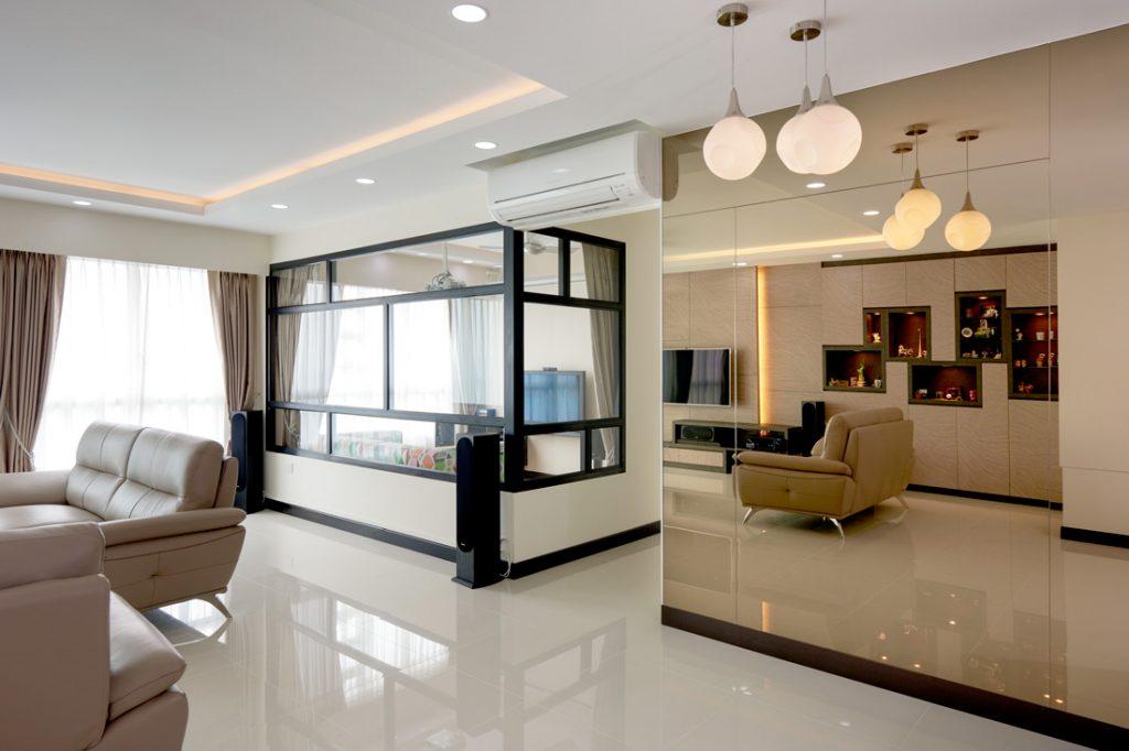 Interior design in Singapore