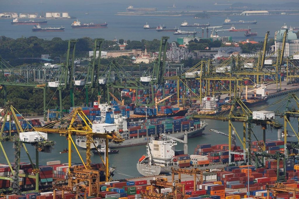 Singapore Maritime Industry